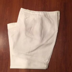 Pants - Ankle Linen Pant